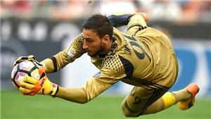 Hàng loạt cầu thủ đến Milan là 'vì tiền', không thể chỉ trích mình Donnarumma