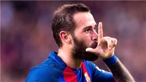 Vụ Bellerin đóng băng, Aleix Vidal lại có cơ hội với Barcelona?