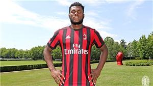Franck Kessie sẽ là 'Yaya Toure mới' của Milan