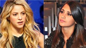 Thêm bằng chứng về rạn nứt giữa Shakira và vợ Messi
