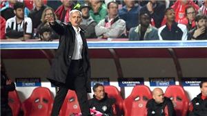 M.U sa sút vì Mourinho thực dụng và thận trọng một cách thái quá