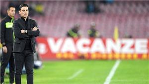 Milan rất cần lòng tự trọng của Montella!