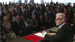Các nhà lãnh đạo LHP Cannes ký cam kết cải thiện bình đẳng giới