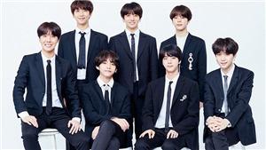 BTS lọt 'Top 25 người có ảnh hưởng nhất trên Internet' của TIME