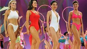 Hoa hậu Mỹ bỏ phần thi áo tắm vì 'mặc đồ bơi đi giày cao gót là lỗi thời'