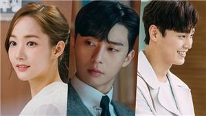 Sao phim 'Thư ký Kim sao thế?' được khán giả quốc tế yêu thích nhất tháng 6