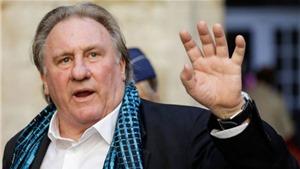 Huyền thoại điện ảnh Pháp Gerard Depardieu bị cáo buộc cưỡng dâm