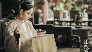 Thuận Tần Trương Gia Nghê đẹp 'chim sa cá lặn' trong 'Diên Hy Công Lược'