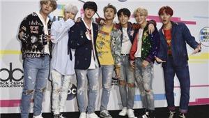 BTS 'đắt sô', là khách mời của những sự kiện tầm cỡ thế giới