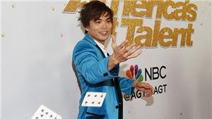 Chiêm ngưỡng màn siêu ảo thuật của 'thần bài' vừa thắng 1 triệu USD ở America's Got Talent 2018