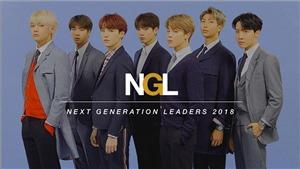 Tạp chí Time: BTS là 'Những người đứng đầu của thế hệ kế tiếp'