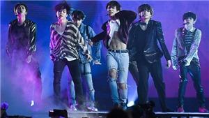 Tại KBS Song Festival 2018, BTS 'trình làng' ca khúc chưa hề xuất hiện trên TV