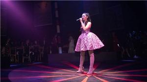 'Hổ phụ sinh hổ tử': Con gái Chân Tử Đan thừa hưởng tài năng của cha