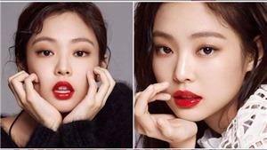 Jennie Black Pink đẹp mê hồn trên tạp chí Cosmopolitan