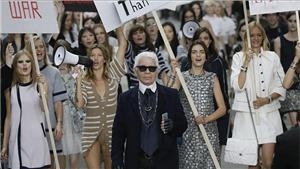 K-Pop, BTS hay G-Dragon... chịu ơn ông hoàng Karl Lagerfeld