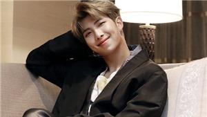 RM phát V Live, cởi mở nói về BTS và album mới sắp phát hành