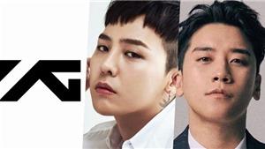 Giá cổ phiếu của YG Entertainment giảm mạnh sau những 'tin xấu' về G-Dragon và Seungri