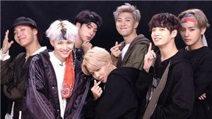 BTS bất ngờ thông báo tour 'Yourself: Speak Yourself' khắp thế giới