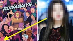 Fan phát hiện V (BTS) và Irene (Red Velvet) xuất hiện trên bìa truyện tranh 'Runaways' của Marvel