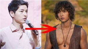 Song Joong Ki hoang dã 'cơ bắp như Hercules' trong phim mới 'Arthdal Chronicles'