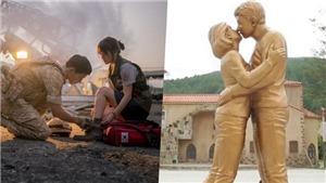 Tượng cặp Song-Song vẫn hút khách, thành phố Taebaek quyết định không phá bỏ