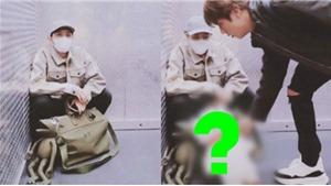 Đau lòng khi thấy J-Hope BTS thật tội nghiệp khi ốm, Jin khích lệ với món quà đáng yêu này