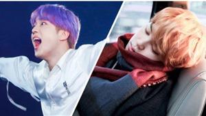 Sau mỗi buổi hòa nhạc, Jin và Jimin BTS là 2 con người khác hẳn nhau