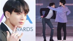 ARMY 'mê mải' ngắm đôi chân dài miên man của Jungkook BTS trong màn diễn ở Seoul