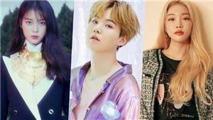 Suga BTS, IU và các ngôi sao K-pop đi lên từ nghèo khó