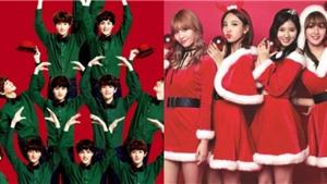 25 ca khúc Giáng sinh K-pop làm bừng sáng tinh thần fan