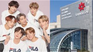 Tranh chấp quyết liệt sử dụng tên 'BTS' giữa BigHit và tập đoàn 'khổng lồ' Shinsegae