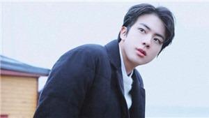 Ngắm ảnh Jin BTS từ khi ra mắt, 'trai đẹp toàn cầu' dậy thì thành công