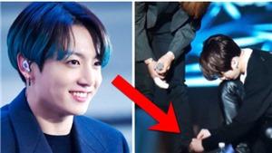 BTS: 'Cậu út' Jungkook từng không ngại nhặt rác, lau sân khấu sau đêm diễn