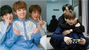Xem lại 10 clip 'em út vàng' Jungkook khiến các anh trai cười ngả nghiêng