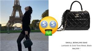 Nhìn giá những chiếc túi của các cô nàng Blackpink, nhiều fan chỉ dám mơ