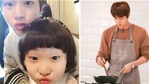 8 bằng chứng cho thấy Jin BTS sẽ trở thành một người cha hoàn hảo