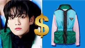 Jungkook BTS lại giúp Prada 'cháy hàng' nhờ các ARMY không tiếc tiền