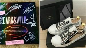 Đồ lưu niệm của BTS và sao Kpop fan chỉ có thể mua nếu rất giàu