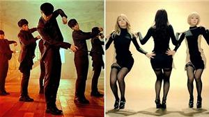 K-pop: 11 động tác vũ đạo buộc phải thay đổi vì gây 'nhức mắt'