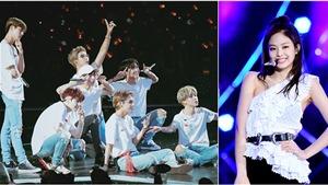 K-pop: 9 tour hòa nhạc thành công nhất ở Mỹ, BTS vẫn ở ngôi trên Blackpink, Twice