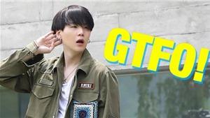 BTS từng rất khó chịu với những 'vị khách không mời mà đến'