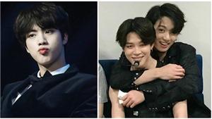 BTS: Anh cả Jin phát ghen trước hành động của Jungkook với Jimin