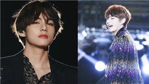 V BTS đẹp xuất thần, fan đau đầu để bình chọn bức ảnh đẹp nhất