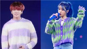 6 thần tượng phong cách với chiếc áo len mùa Thu: Jungkook BTS, Nayeon Twice