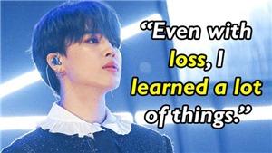 Jimin BTS được và mất gì khi trở thành thần tượng?