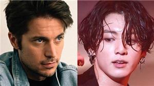Jungkook sánh ngang Brad Pitt, Harry Styles top '12 người đàn ông gợi cảm nhất'