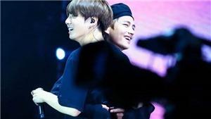 BTS: 12 thời khắc 'cưng xỉu' của cặp 'maknae' V & Jungkook