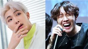 BTS dọa gì khiến RM 'tá hỏa' chạy khỏi phòng thu?