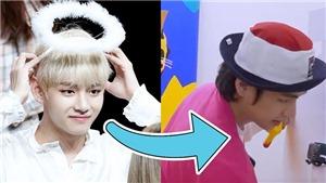 'Cưng xỉu' hành động ngọt ngào của V dành cho 'staff' của 'Run BTS'