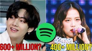 Top 10 ca khúc K-pop từ 6 công ty giải trí 'đình đám' nhất xứ Hàn được 'stream' nhiều nhất: BTS thống lĩnh